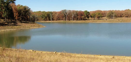 Timber Ridge Ranch- 960 ac – Northern Osage County – CONTRACTED