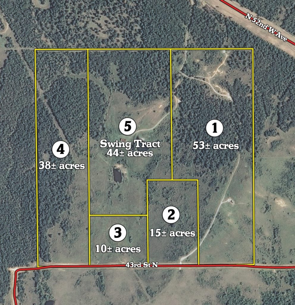 157 Acre Tippens Auction- Tulsa – Osage County- OCTOBER 14, 2014  10:30 am