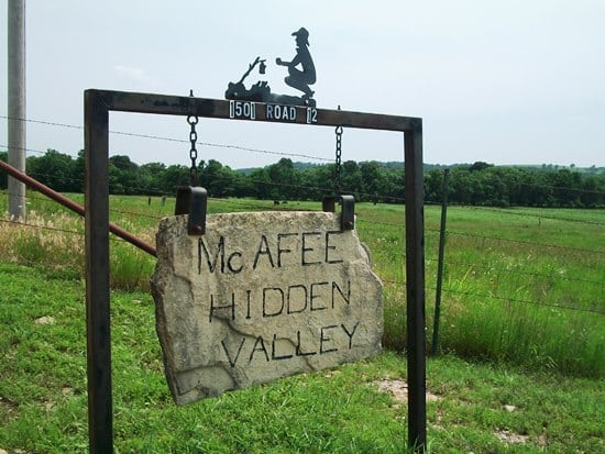 Hidden Valley Ranch- 80 Acres with Minerals- Sedan, KS