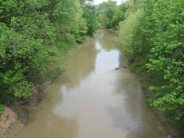 Caney River 113 Acres- Osage County- CONTRACTED