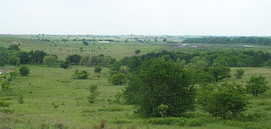 320 Acres- Kay County Oklahoma Wetlands/ Hunting Land for Sale (SOLD)