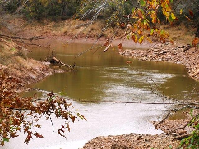 Deep Fork 90 +/- Acres- Okmulgee County, OK